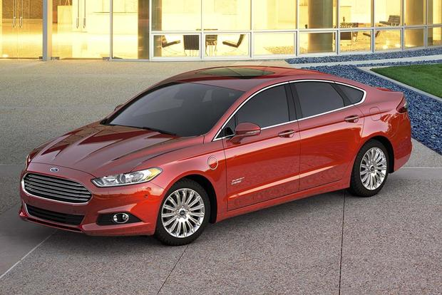 2016 Ford Fusion Hybrid and 2016 Ford Fusion Energi New Car Review featured image large & 2016 Ford Fusion Hybrid and 2016 Ford Fusion Energi: New Car ... markmcfarlin.com