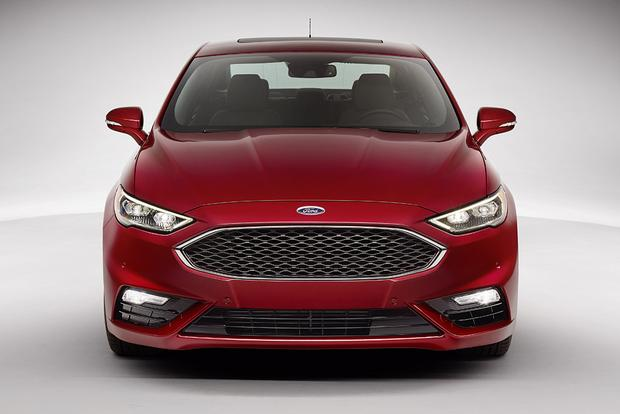 Ford Fusion: Yearly Changes