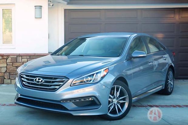 2016 Hyundai Sonata 5 Reasons To Video