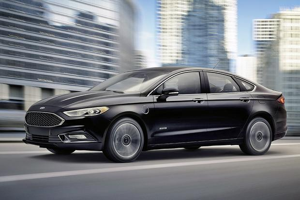 2016 vs. 2017 Ford Fusion: What's the Difference?