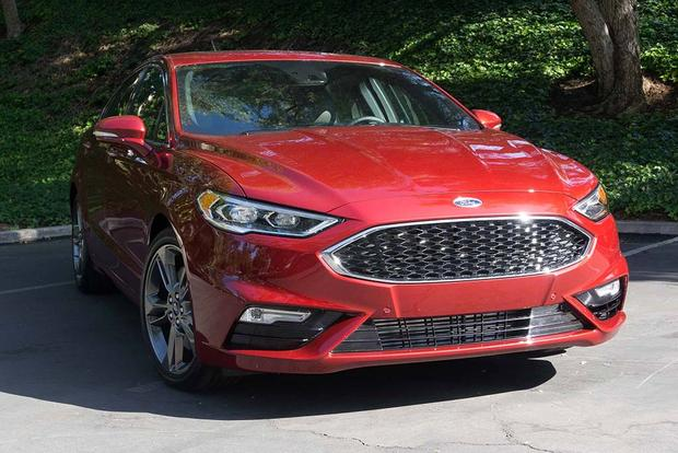 2017 Ford Fusion: First Drive Review