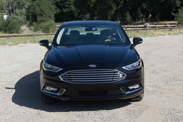 2017 Ford Fusion: First Drive Review featured image large thumb1