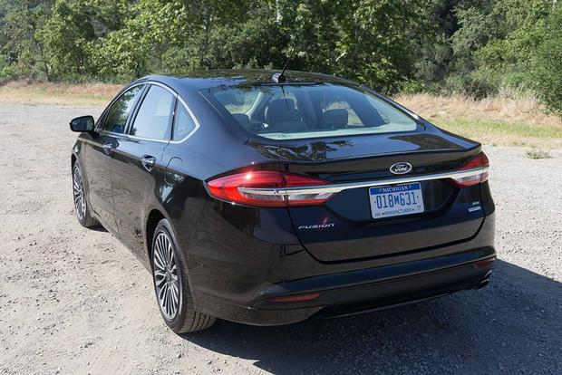 2017 Ford Fusion: First Drive Review featured image large thumb2