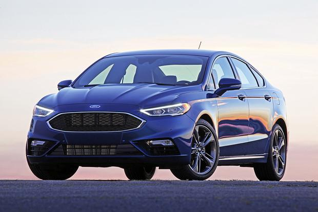 2017 Ford Fusion: New Car Review featured image large thumb0