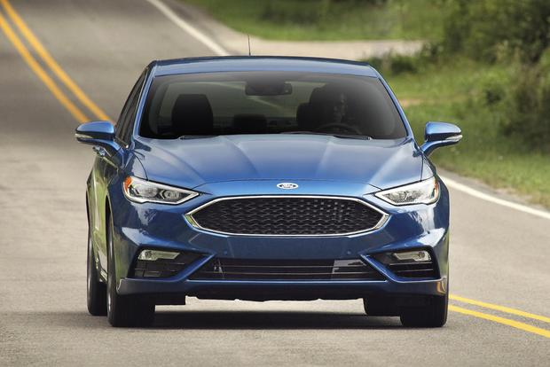 2017 Ford Fusion: New Car Review featured image large thumb2