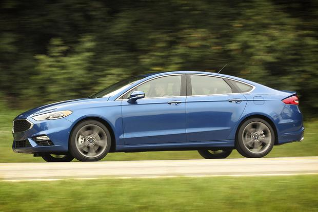 2017 Ford Fusion: New Car Review featured image large thumb3