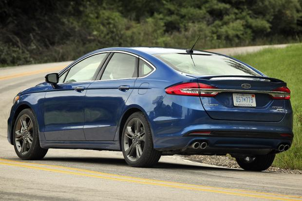 2017 Ford Fusion: New Car Review featured image large thumb5
