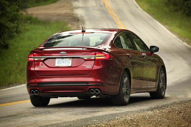 2017 Ford Fusion: New Car Review featured image large thumb6