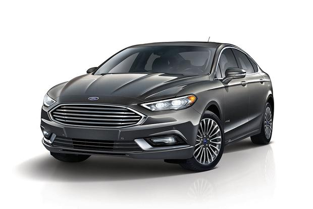 New Car Review 2018 Ford Fusion