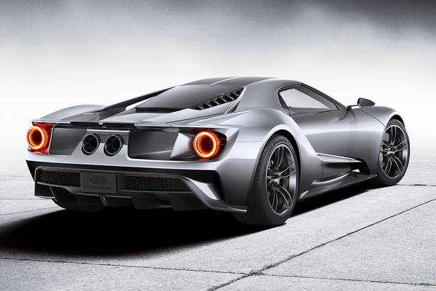 2017 Ford GT: A Supercar Designed for Super Tech featured image large thumb6