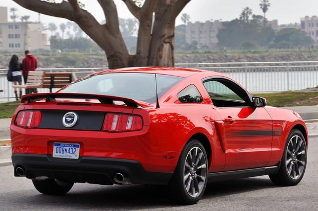 2011 Ford Mustang: Used Car Review featured image large thumb0