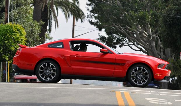 2011 Ford Mustang: Used Car Review featured image large thumb1