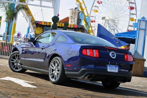 2011 Ford Mustang: Used Car Review featured image large thumb2