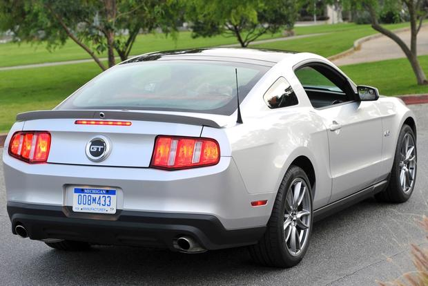 2012 Ford Mustang Used Car Review Autotrader