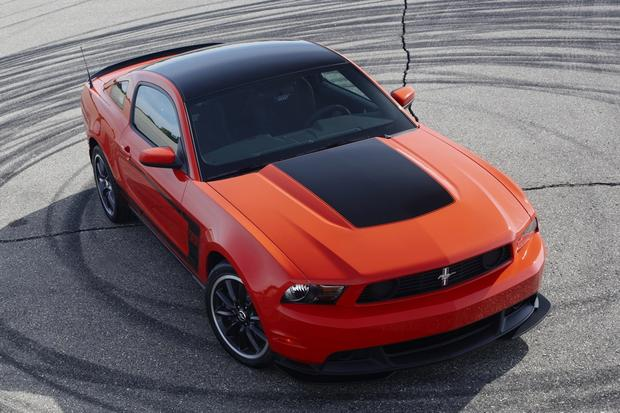 2012 Ford Mustang: New Car Review featured image large thumb1