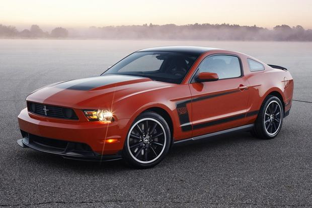2012 Ford Mustang: New Car Review featured image large thumb2