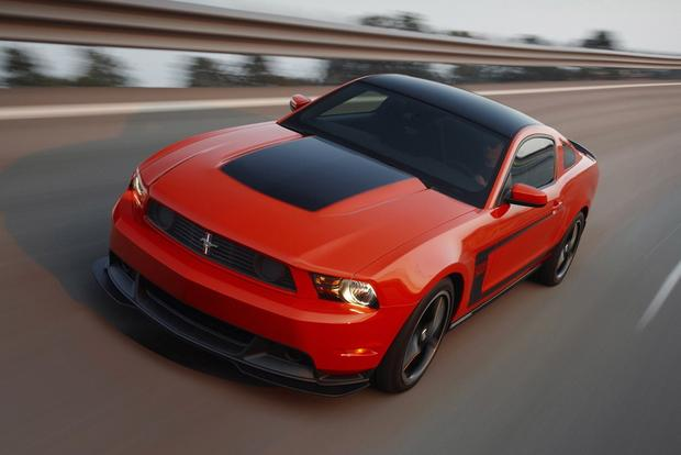2012 Ford Mustang: New Car Review featured image large thumb5