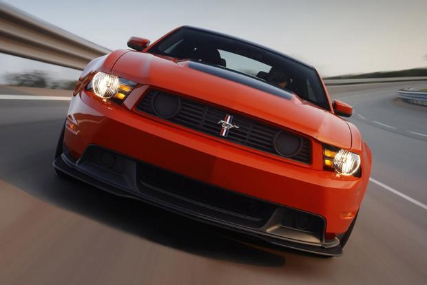 2012 Ford Mustang: New Car Review featured image large thumb8