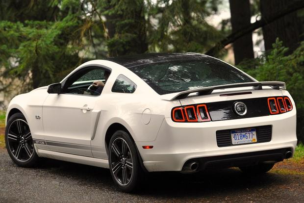 2013 Ford Mustang: Used Car Review featured image large thumb2
