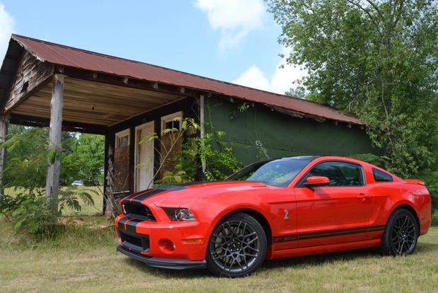 2013 Ford Shelby GT500: New Car Review