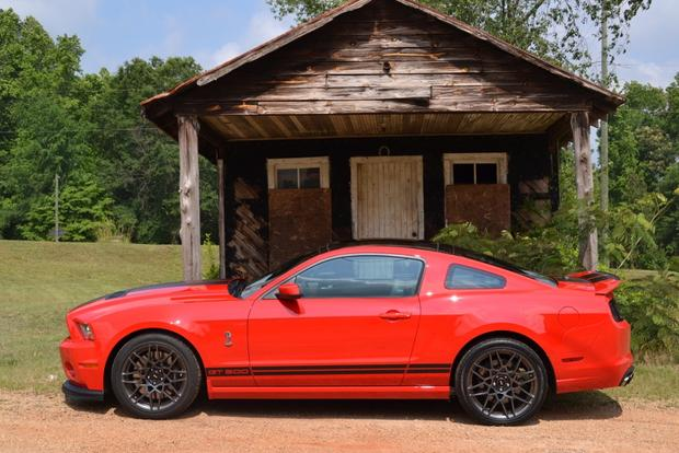 2013 Ford Shelby GT500: New Car Review featured image large thumb1