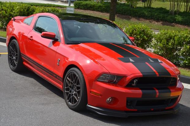 2013 Ford Shelby GT500: New Car Review featured image large thumb2