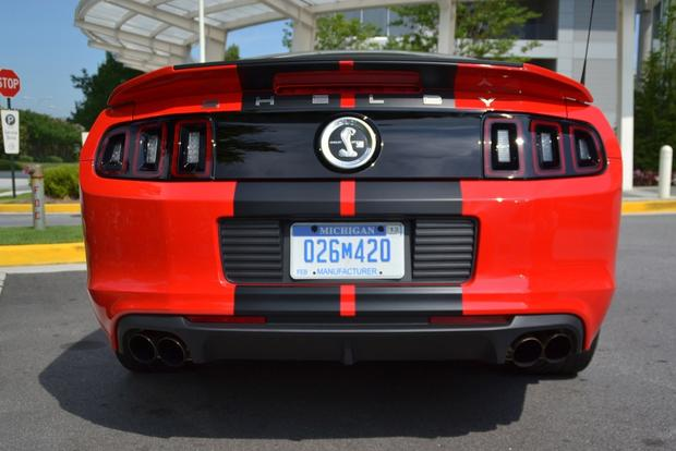 2013 Ford Shelby GT500: New Car Review featured image large thumb4