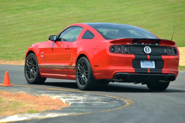 2013 Ford Shelby GT500: New Car Review featured image large thumb6