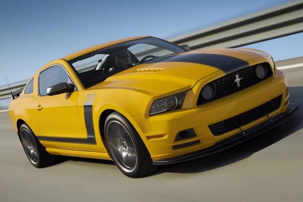 2013 Ford Mustang: New Car Review featured image large thumb3