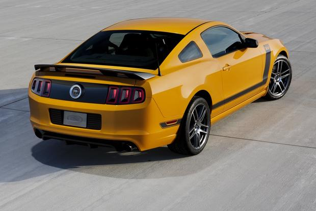 2013 Ford Mustang: New Car Review featured image large thumb5