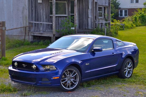 2013 Ford Mustang: New Car Review featured image large thumb0