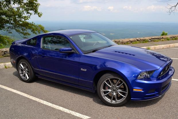 2013 Ford Mustang: New Car Review featured image large thumb1
