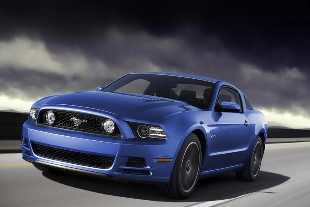 2015 Ford Mustang Official Images Leaked Ahead of TV Debut featured image large thumb7