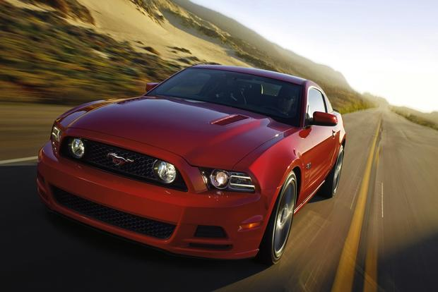2014 ford mustang new car review autotrader. Black Bedroom Furniture Sets. Home Design Ideas