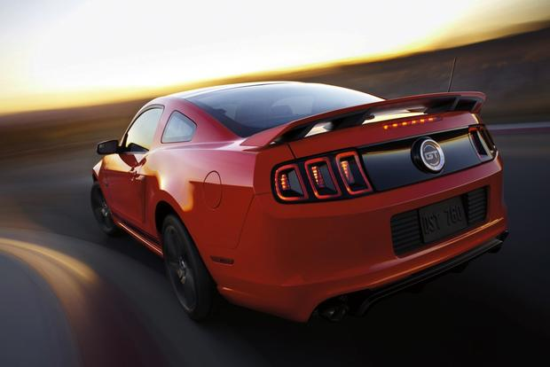 2015 Ford Mustang Official Images Leaked Ahead of TV Debut featured image large thumb8