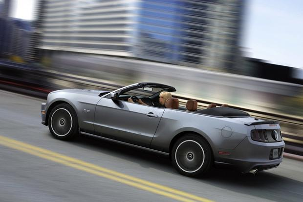2014 Ford Mustang: New Car Review featured image large thumb5