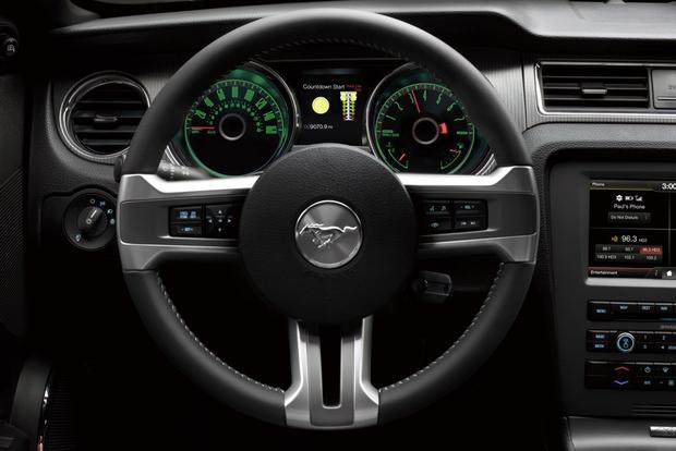 2014 Ford Mustang: New Car Review featured image large thumb7