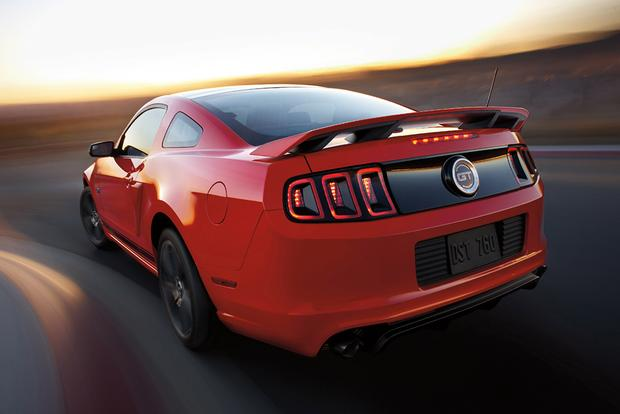 2014 Ford Mustang: Used Car Review featured image large thumb3