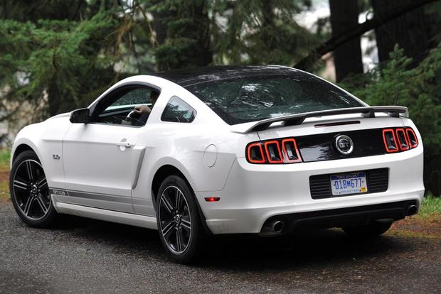 2014 Ford Mustang vs. 2014 Chevrolet Camaro: Which Is Better? featured image large thumb2