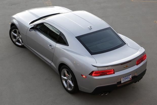 2014 Ford Mustang vs. 2014 Chevrolet Camaro: Which Is Better? featured image large thumb6