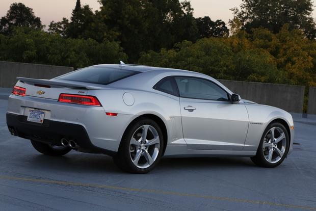 2014 Ford Mustang vs. 2014 Chevrolet Camaro: Which Is Better? featured image large thumb7