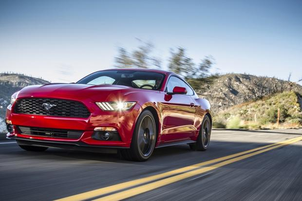 2015 Ford Mustang: New Car Review featured image large thumb0