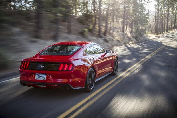 2015 Ford Mustang: New Car Review featured image large thumb1