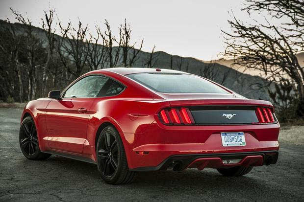 2015 Ford Mustang: New Car Review featured image large thumb2