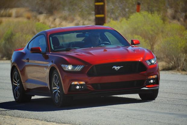 2015 Ford Mustang: New Car Review featured image large thumb7