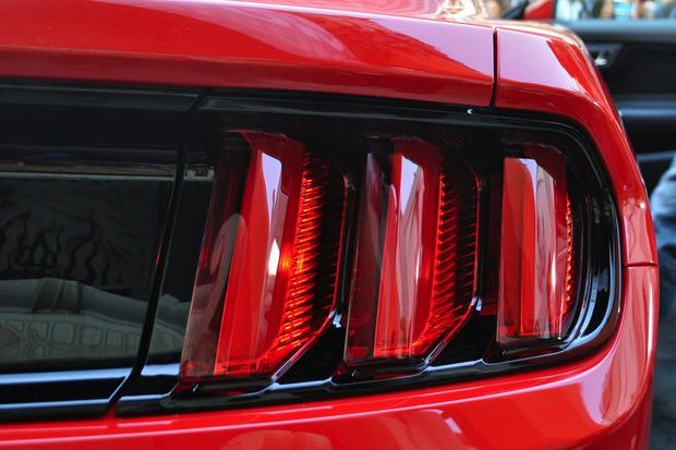 2015 Ford Mustang Officially Unveiled: New Photos featured image large thumb2