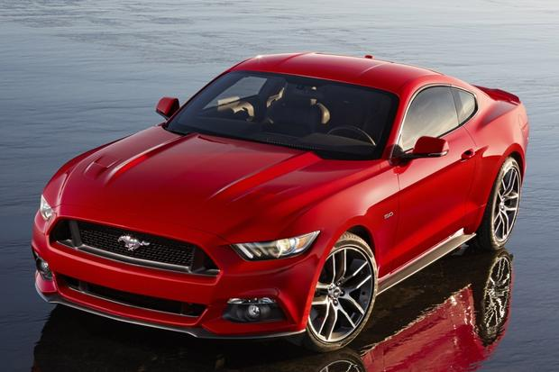 2015 Ford Mustang Officially Unveiled: New Photos featured image large thumb8