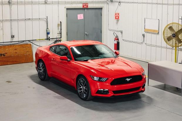 2015 Ford Mustang Official Images Leaked Ahead of TV Debut featured image large thumb0