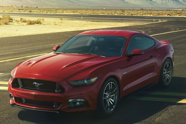 Leaner, Meaner, Greener 2015 Ford Mustang Debuts featured image large thumb3