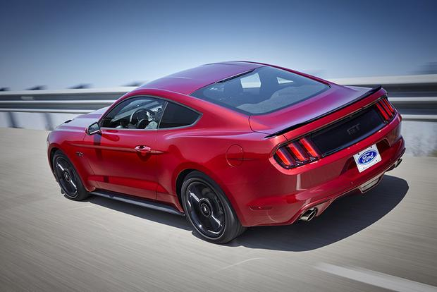 2016 Ford Mustang: New Car Review featured image large thumb5